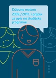 State matura 2009/2010 and applications<br/>for enrollment to the study programs