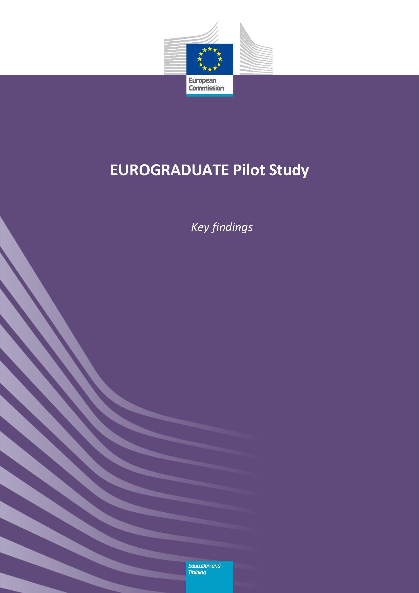 Eurograduate pilot study: key findings